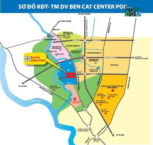 Ảnh dự án BenCat Center Point 2