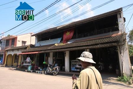 Ảnh Phố cổ Bao Vinh (Huế): Mai một dần nhà cổ